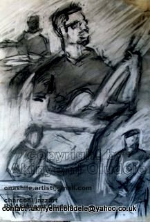 music char - LIVE ART OF MANCHESTER